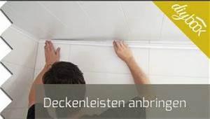 Deckenpaneele Anbringen Anleitung : alle diybook videos auf einen blick ~ Eleganceandgraceweddings.com Haus und Dekorationen