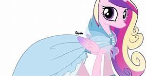 Princess Cadence In Her Gala Dress My Little Pony