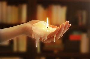 candle, fire, hand, melting, photography - image #94720 on ...