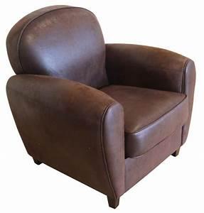 Mon Fauteuil Club : fauteuil club vintage grand classique ~ Melissatoandfro.com Idées de Décoration