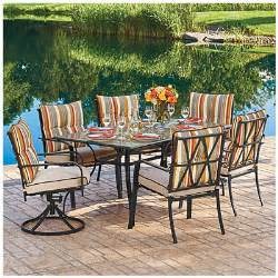 wilson fisher 174 westport 7 dining set big lots