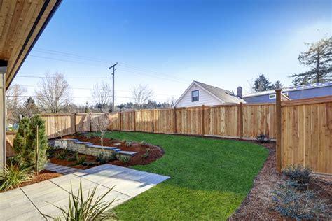 cheap backyard fence ideas 13 cheap fence ideas that still protect your yard