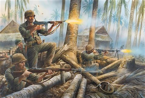 history  united states marine corps warlord games