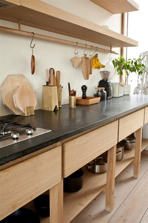 In Kitchen Ideas by How To Zen Out In Your Kitchen Get The Look Emily
