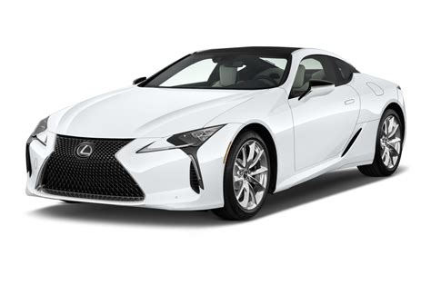 2018 Lexus Lc 500 And Lc 500h First Test Review