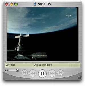 Milsabor!: En direct de l'espace avec NASA TV