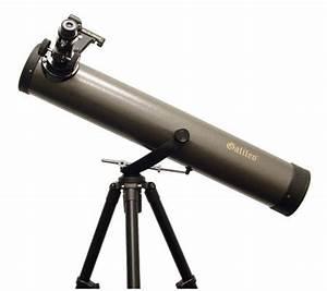 Galileo FS-80 800x80mm Reflector Telescope — QVC.com