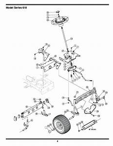 Yard Machine Mower Parts Diagram