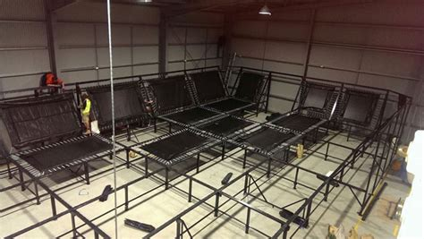 astm large indoor amusement trampoline park buildersupplier