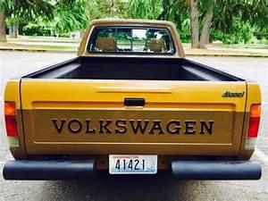 Volkswagen Rabbit Pickup  Caddy  Diesel For Sale