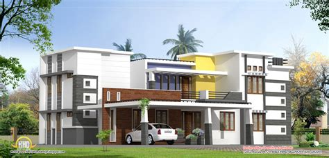 modern contemporary luxury home design  sq ft home appliance