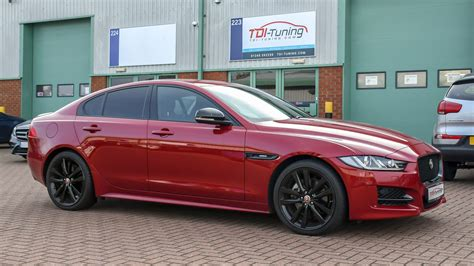 Jaguar Xe Modification by Tdi Tuning October Car Of The Month Jaguar Xe R Sport D