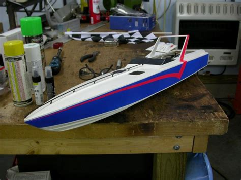 Scarab Rc Boats by Rc Boat