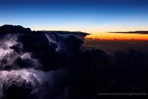 Fog Charts 8 Tips For Flying Around Thunderstorms Boldmethod