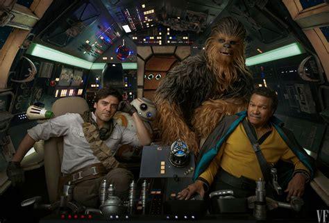 scenes images revealed  star wars