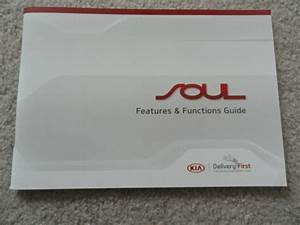 2018 Kia Soul Quick Reference Guide Owners Manual