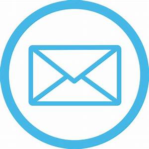 Email Icon Blue transparent PNG - StickPNG - ClipArt Best ...
