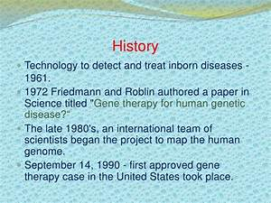 gene therapy research paper