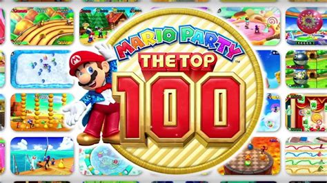 Mario Party  The Top 100  Trailer Des Mode De Jeu Et