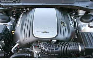2007 Chrysler 300c 5 7l 8-cylinder Hemi Engine
