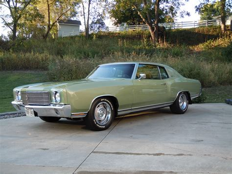 1970 Chevrolet Monte Carlo For Sale on ClassicCarscom 12