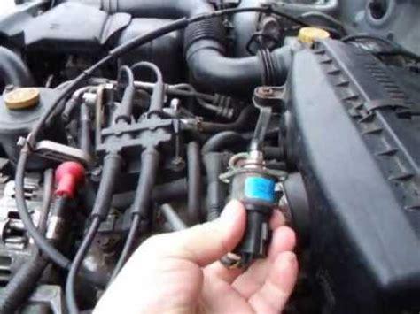 subaru forester ej20 engine