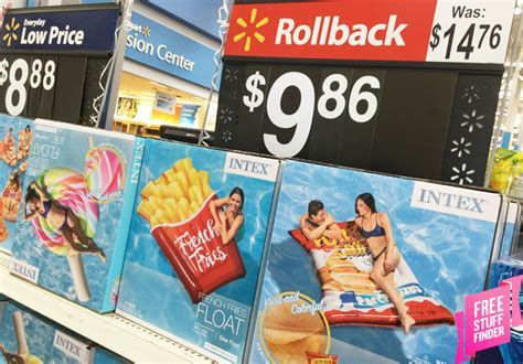 Walmart Clearance Find: Over 50% Off Pool Floats (Giant