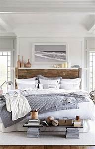 Tete De Lit Bord De Mer : t te de lit avec rangement pour une chambre plus organis e ~ Dode.kayakingforconservation.com Idées de Décoration