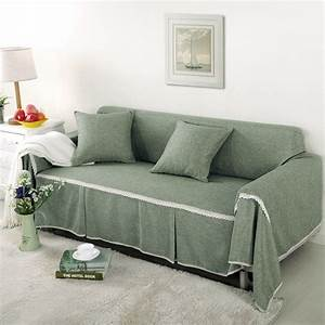 funda sofa cover for couch 1 2 3 cushion couch cover With 6 cushion sofa covers