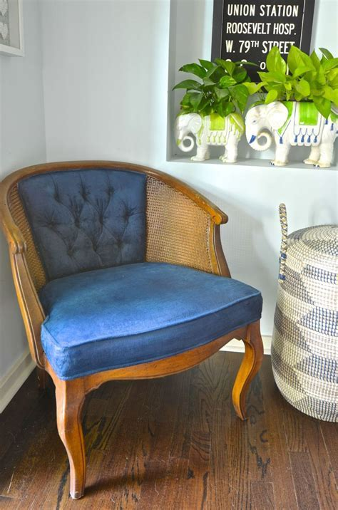 Hometalk   Painting Upholstery Chair Upcycle