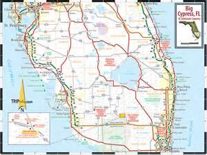 Big Cypress Florida Map