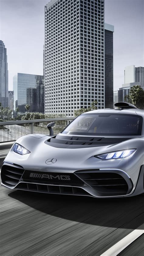 wallpaper mercedes amg project  hypercar  cars