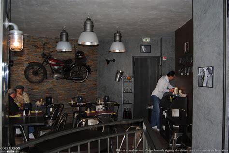 bureau style industriel bar lounge industriel tatiana sarazin côté maison