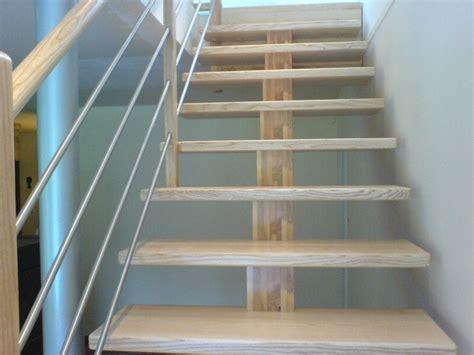escalier limon central quart tournant quart tournant d 233 part limon central
