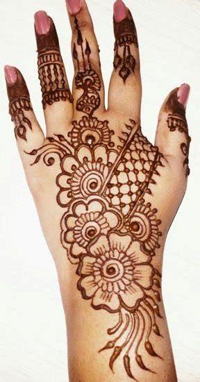 hand mehendi designs fashion beauty mehndi