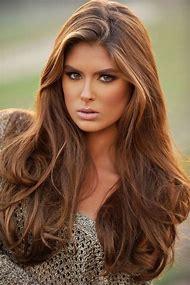 Caramel Brown Hair Color