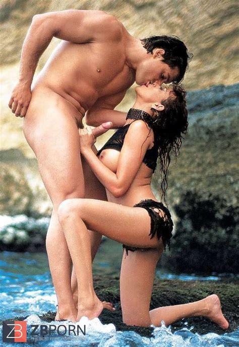 Olivia Del Rio And Ramon Nomar Romantic Romp On The