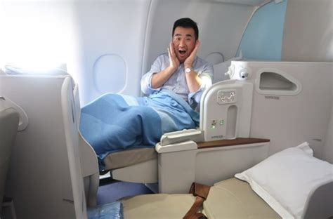 review philippine airlines business class   manila