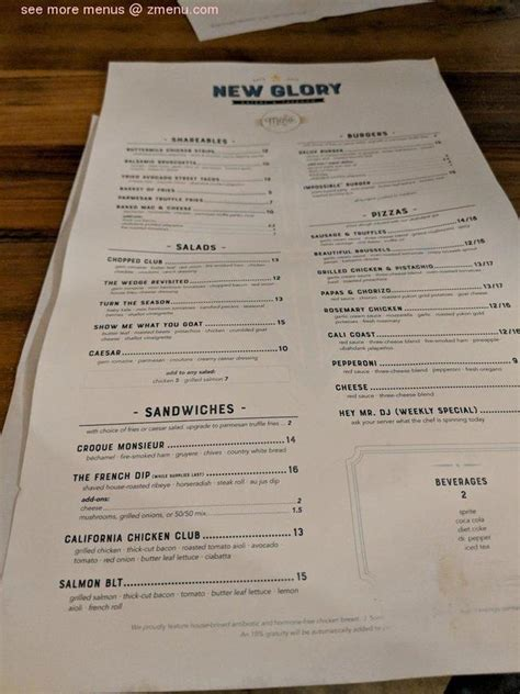 Tokens taproom, an arcade bar located in downtown dover, is the first of its kind in new hampshire. Online Menu of New Glory Eatery & Taproom Restaurant, Granite Bay, California, 95746 - Zmenu