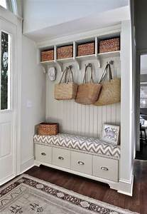 best ideas for entryway storage With awesome fabriquer un meuble d entree 10 escaliers espace loggia