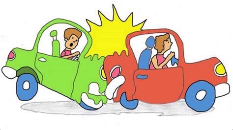 animated wrecked cartoon car crash sound effect youtube