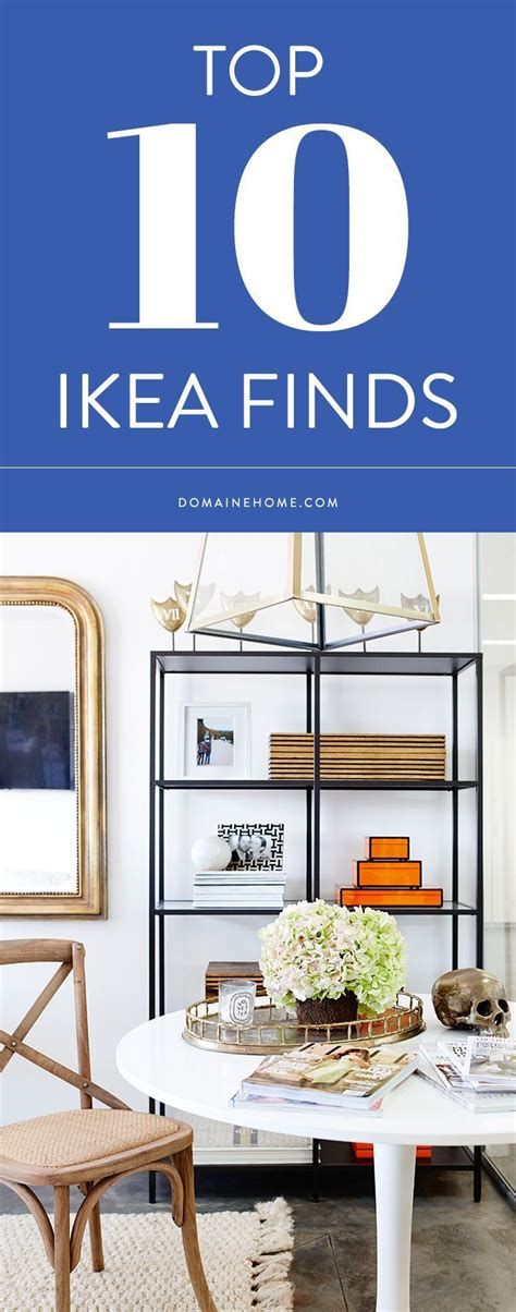 the top 10 ikea finds according to our editors interiores
