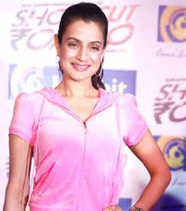 new homes plans i will not be part of 39 bigg 8 39 ameesha patel