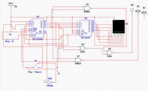 Digital Logic Counter Problem Electrical