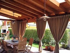 Copertura terrazzo in legno Pergole e tettoie da giardino Come coprire il terrazzo col legno