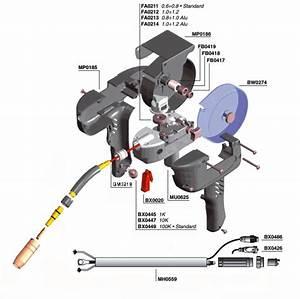 Revolution Spool Gun Parts