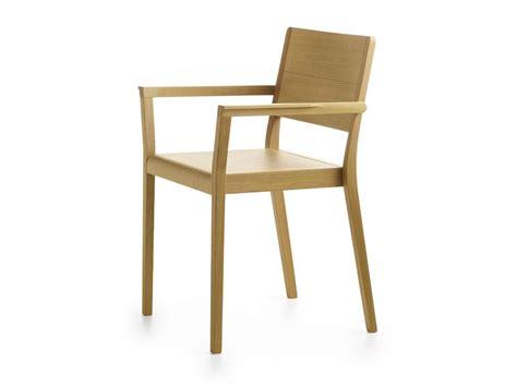 Stackable Wooden Armchair