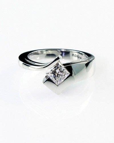 unique modern engagement ring unique rings gallery