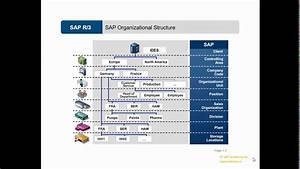 Organisational Chart Video 5 Organizational Structure In Sap Youtube