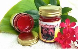 Красная мазь для суставов из тайланда